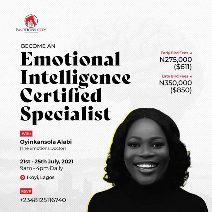 Emotional Intelligence Certified Specialist