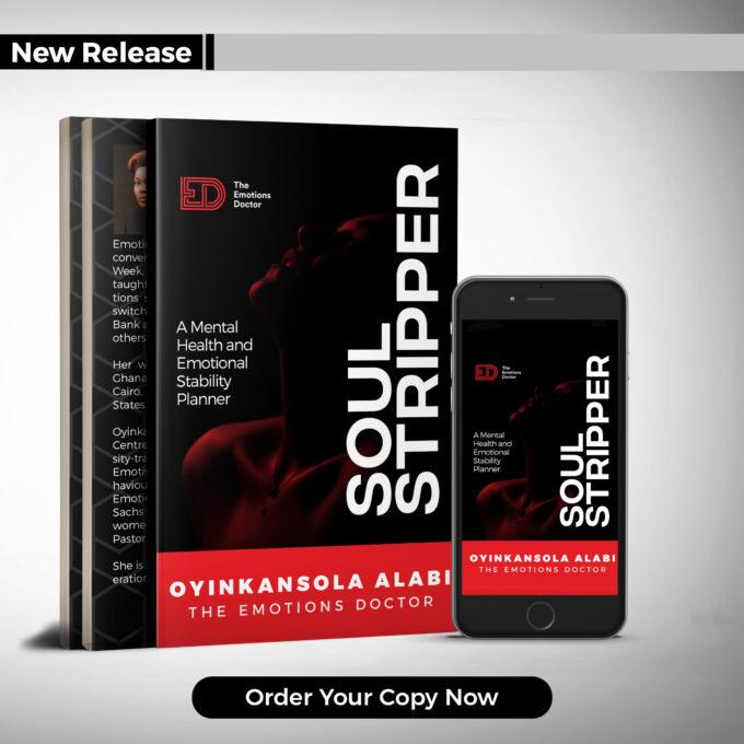 NEW BOOK ALERT - SOUL STRIPPER